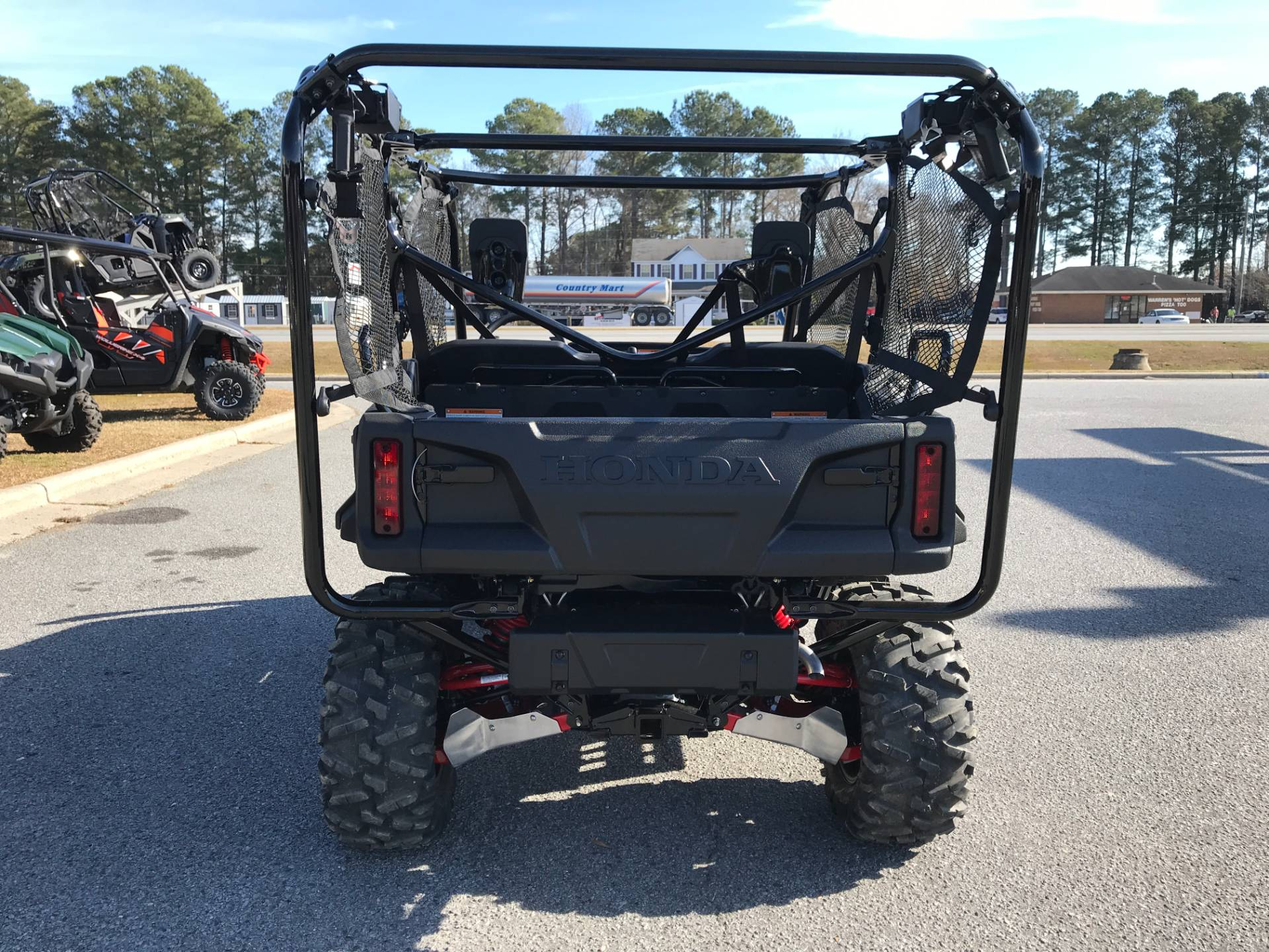 2018 Honda Pioneer 1000-5 LE in Greenville, North Carolina - Photo 11