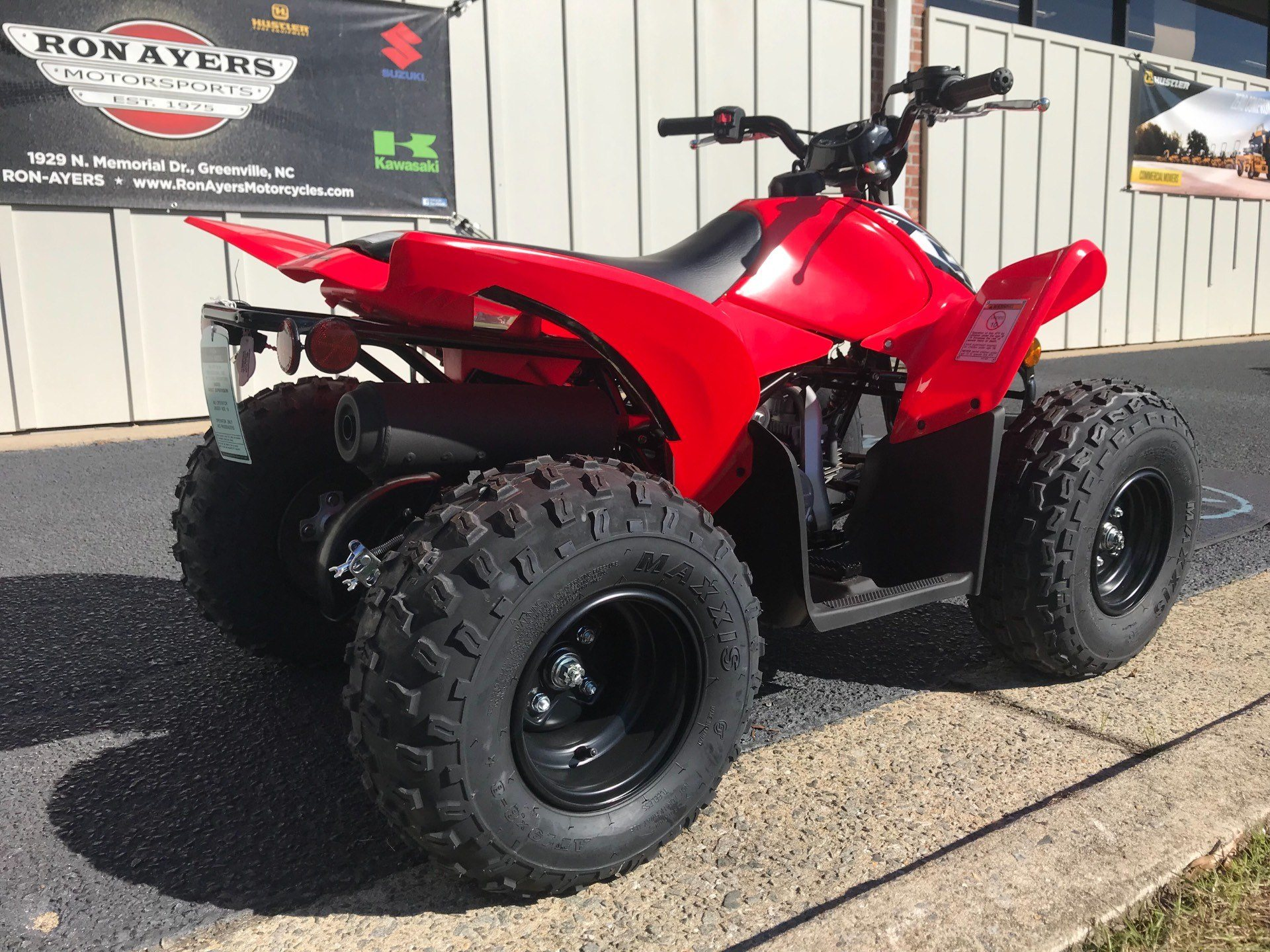 2019 Honda TRX90X in Greenville, North Carolina - Photo 10