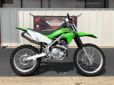 2020 Kawasaki KLX 230R in Greenville, North Carolina - Photo 1