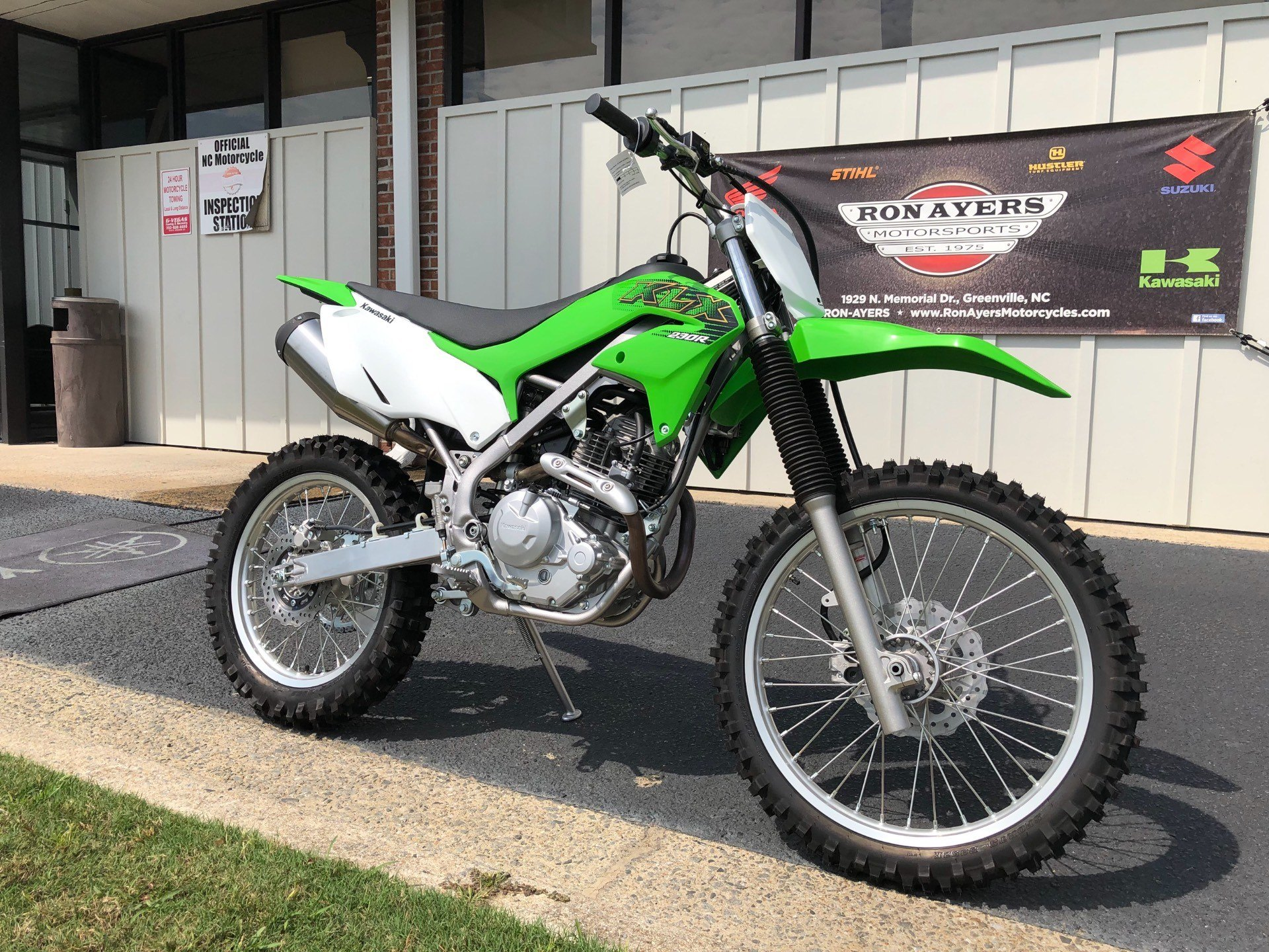2020 Kawasaki KLX 230R in Greenville, North Carolina - Photo 2
