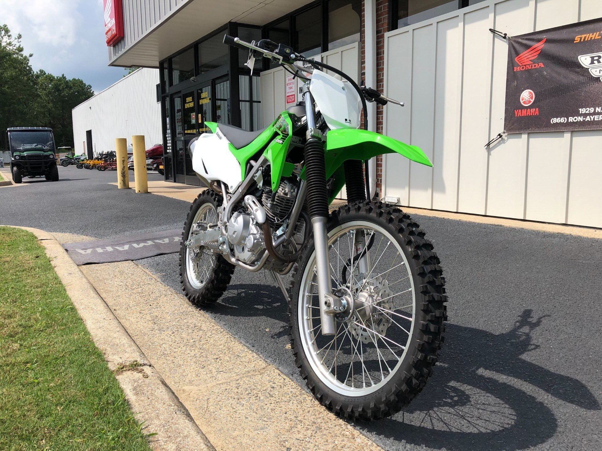 2020 Kawasaki KLX 230R in Greenville, North Carolina - Photo 3