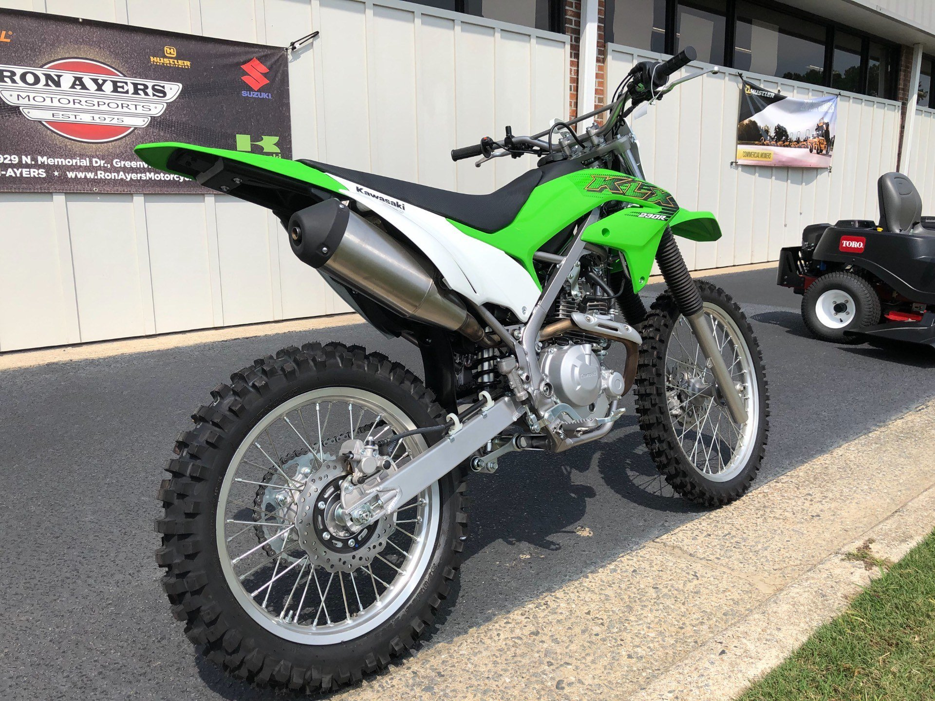 2020 Kawasaki KLX 230R in Greenville, North Carolina - Photo 11
