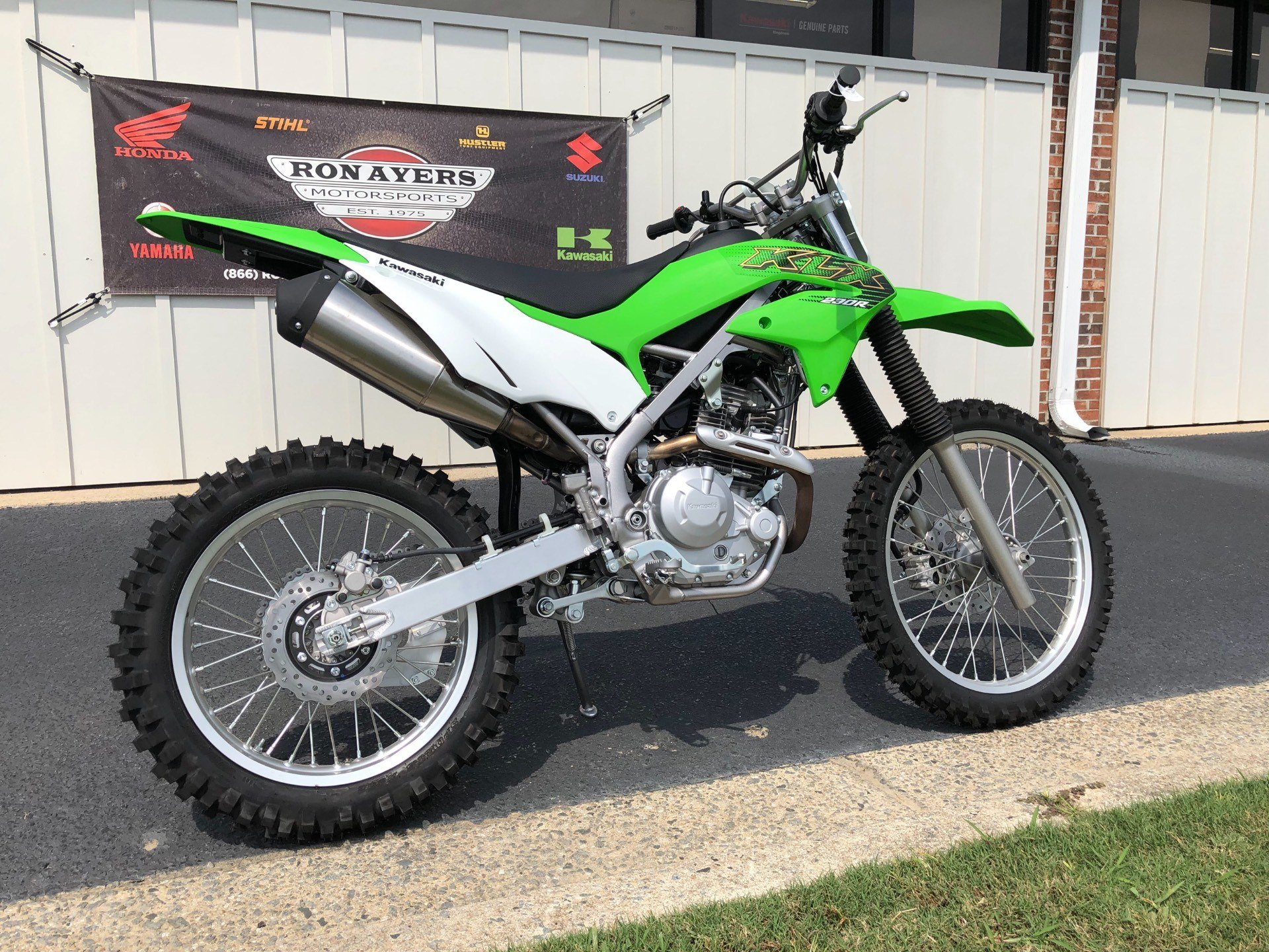 2020 Kawasaki KLX 230R in Greenville, North Carolina - Photo 12