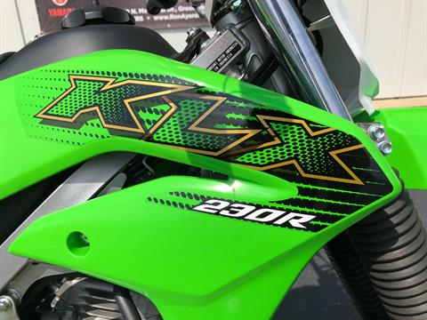 2020 Kawasaki KLX 230R in Greenville, North Carolina - Photo 15