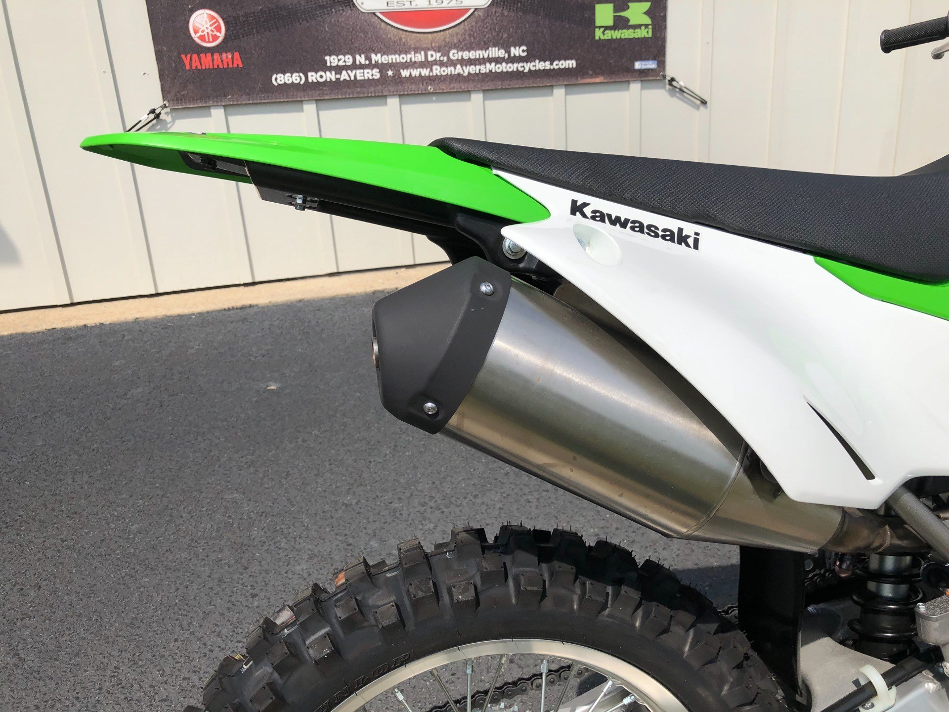 2020 Kawasaki KLX 230R in Greenville, North Carolina - Photo 17