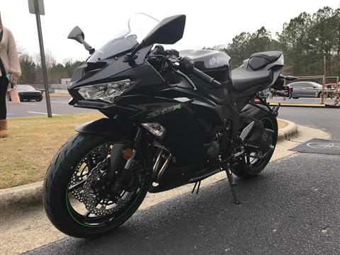 2019 Kawasaki NINJA ZX-6R in Greenville, North Carolina - Photo 5