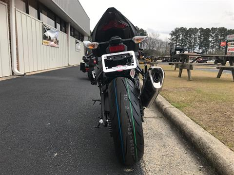 2019 Kawasaki NINJA ZX-6R in Greenville, North Carolina - Photo 10