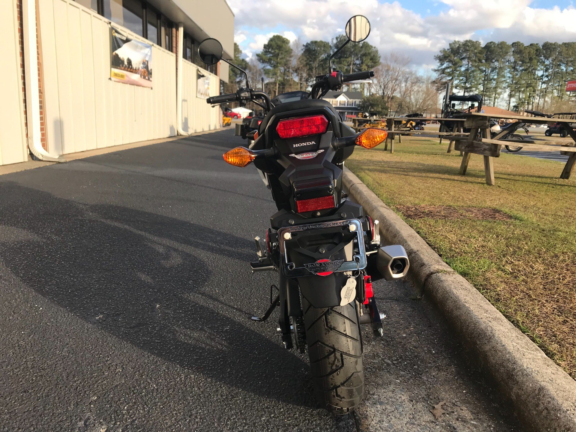 2019 Honda Grom in Greenville, North Carolina - Photo 8