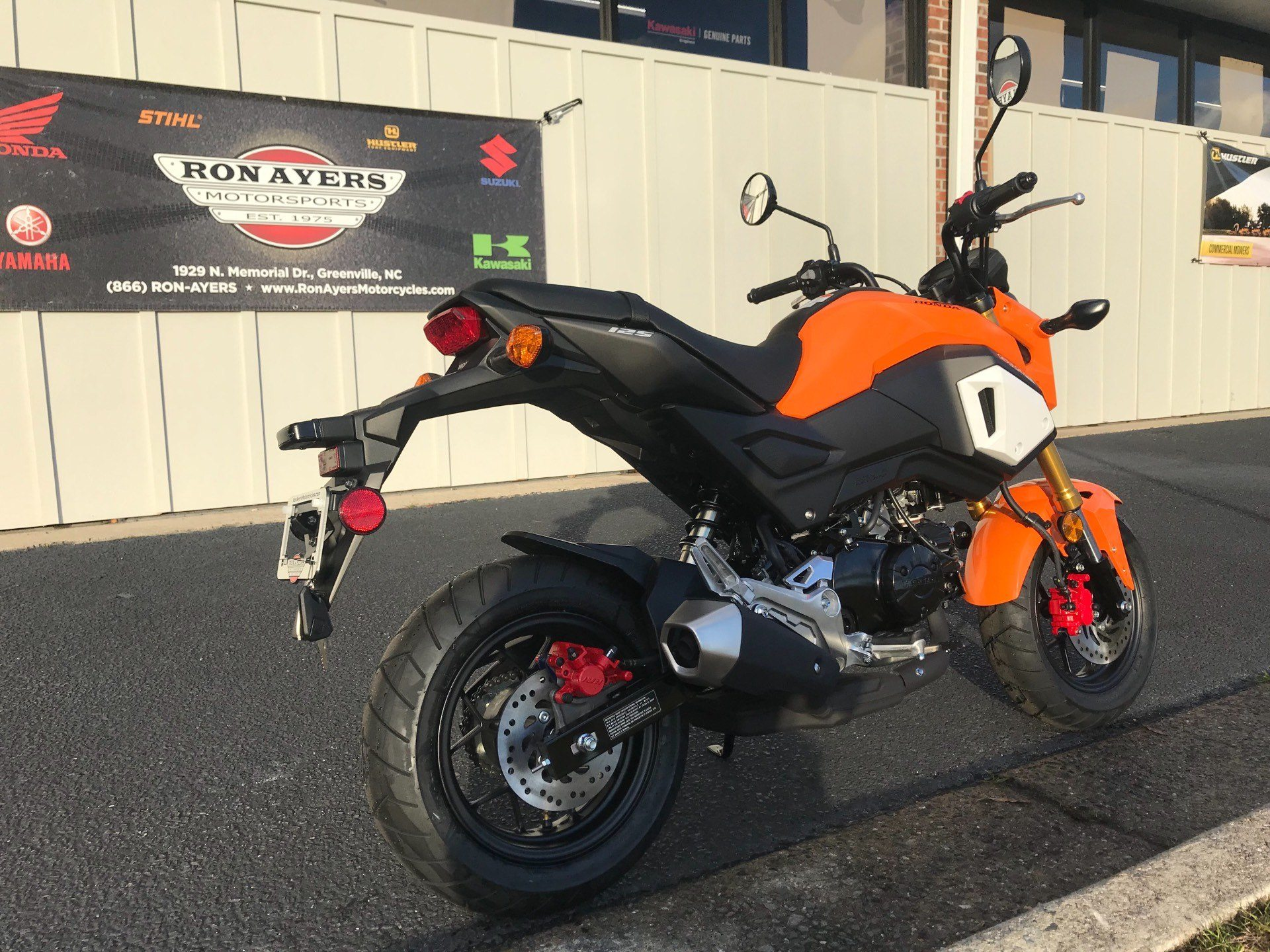 2019 Honda Grom in Greenville, North Carolina - Photo 9