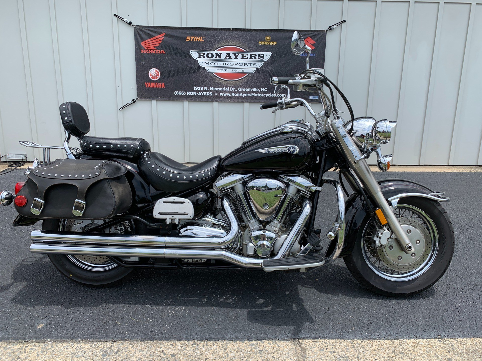 2001 Yamaha Road Star in Greenville, North Carolina - Photo 1