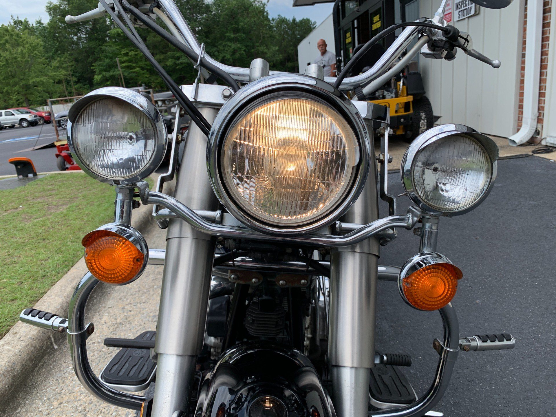 2001 Yamaha Road Star in Greenville, North Carolina - Photo 10