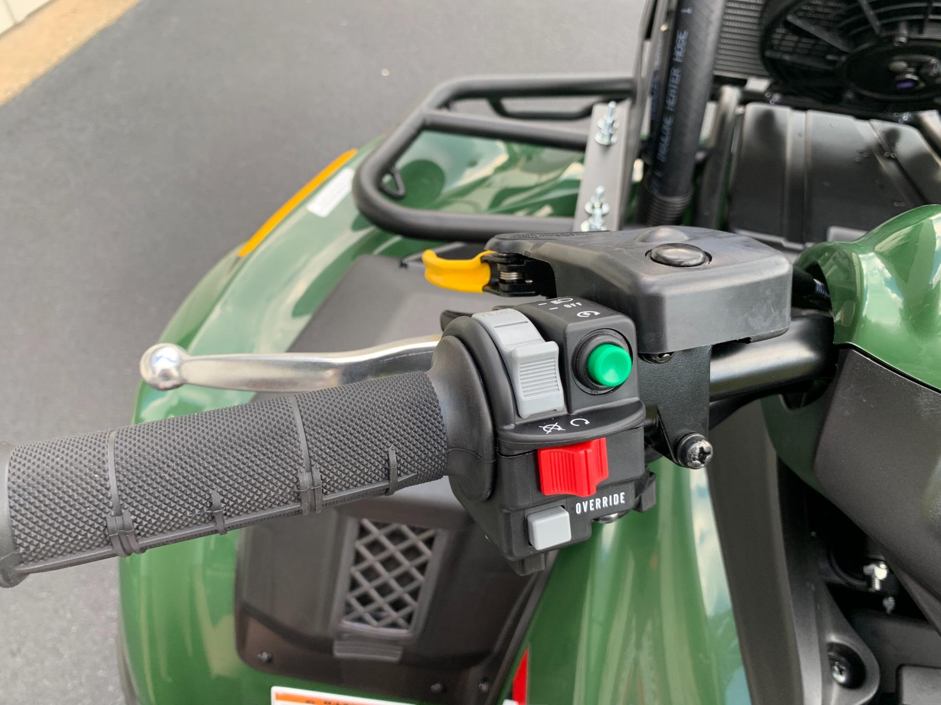 2019 Kawasaki Brute Force 750 4x4i in Greenville, North Carolina - Photo 17
