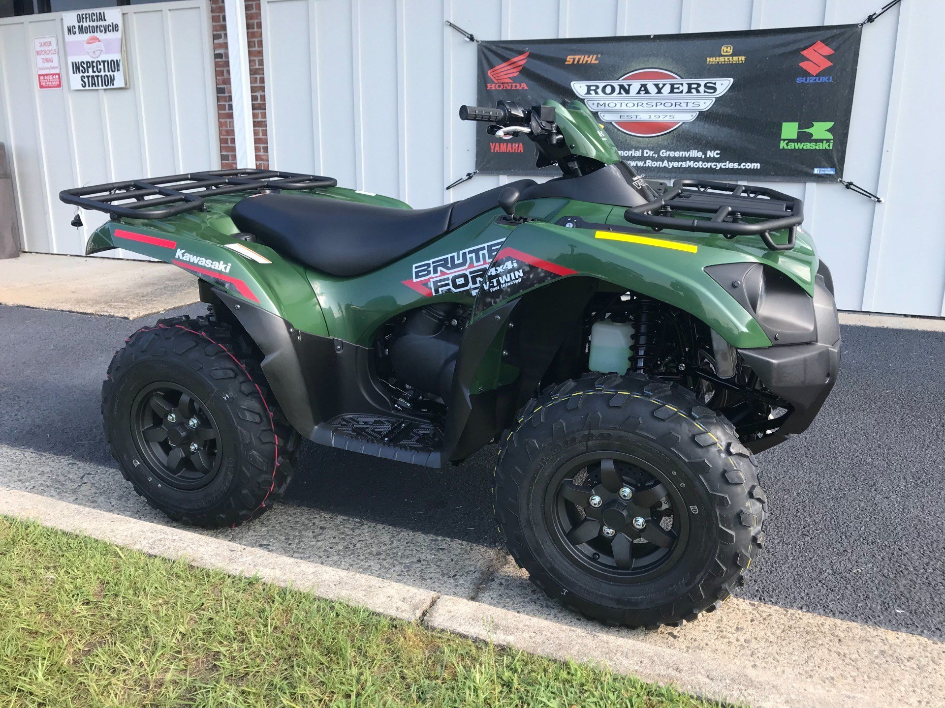 2019 Kawasaki Brute Force 750 4x4i in Greenville, North Carolina - Photo 2