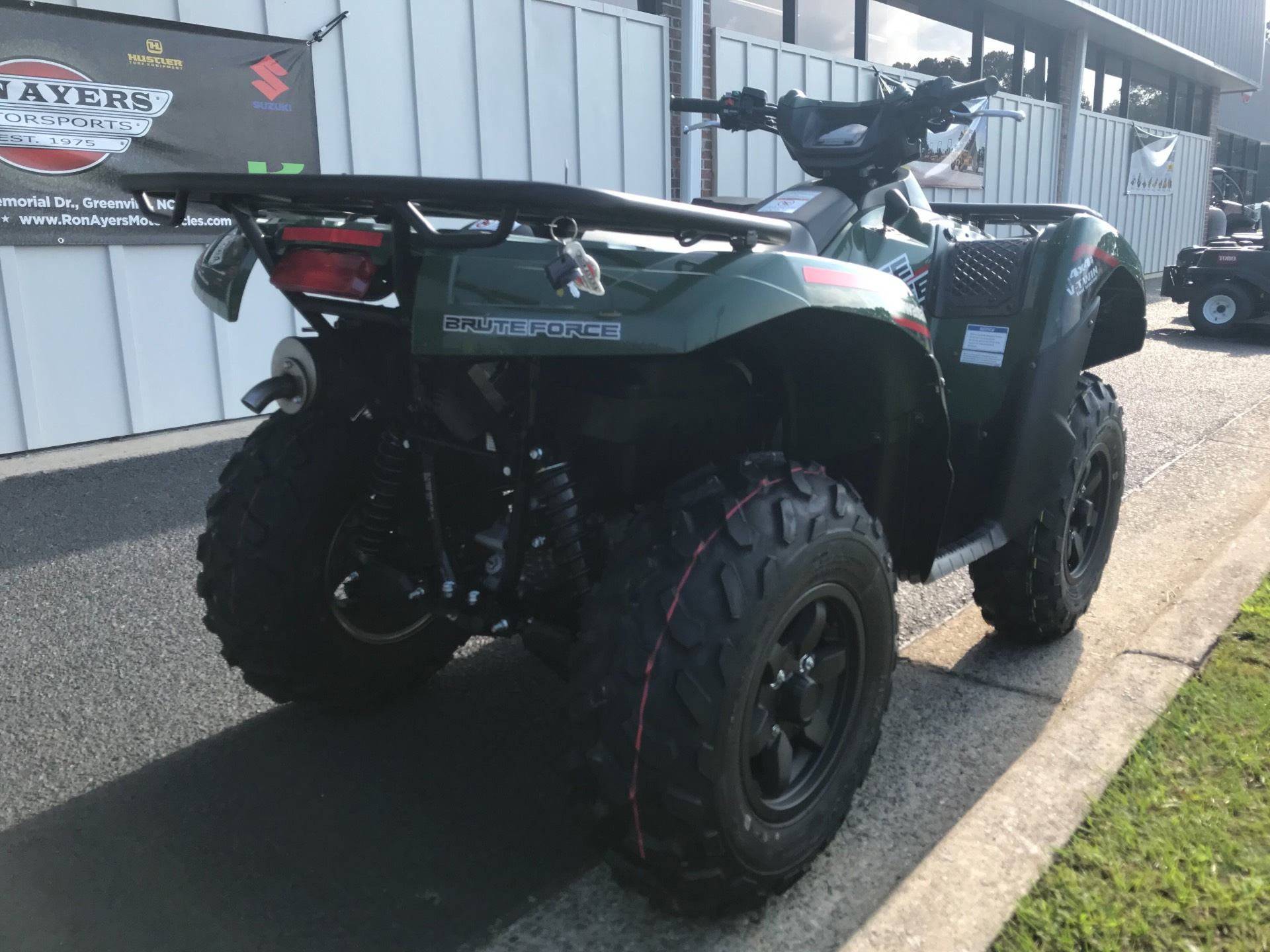 2019 Kawasaki Brute Force 750 4x4i in Greenville, North Carolina - Photo 10