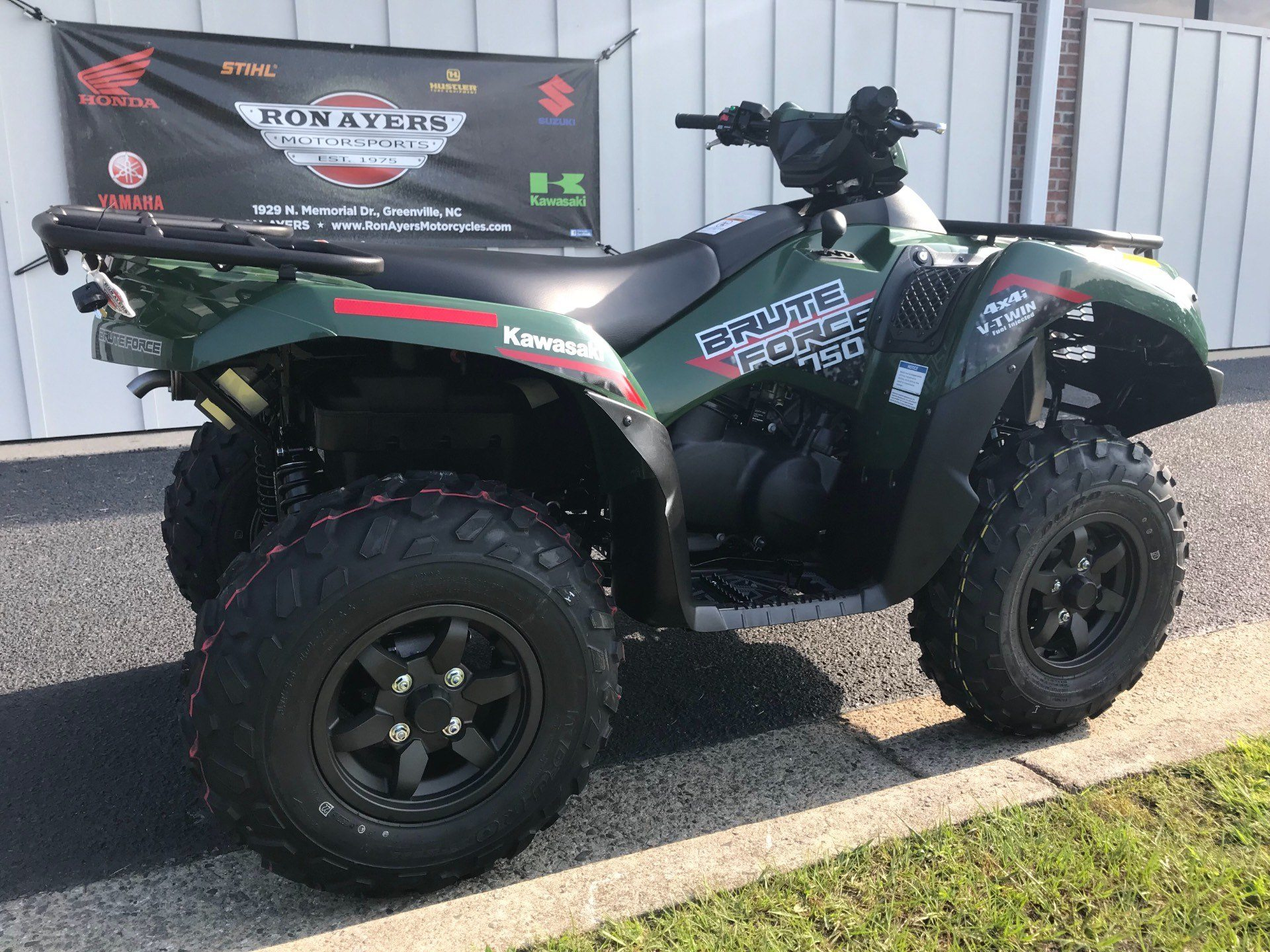 2019 Kawasaki Brute Force 750 4x4i in Greenville, North Carolina - Photo 11