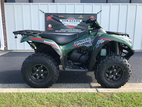 2019 Kawasaki Brute Force 750 4x4i in Greenville, North Carolina - Photo 20
