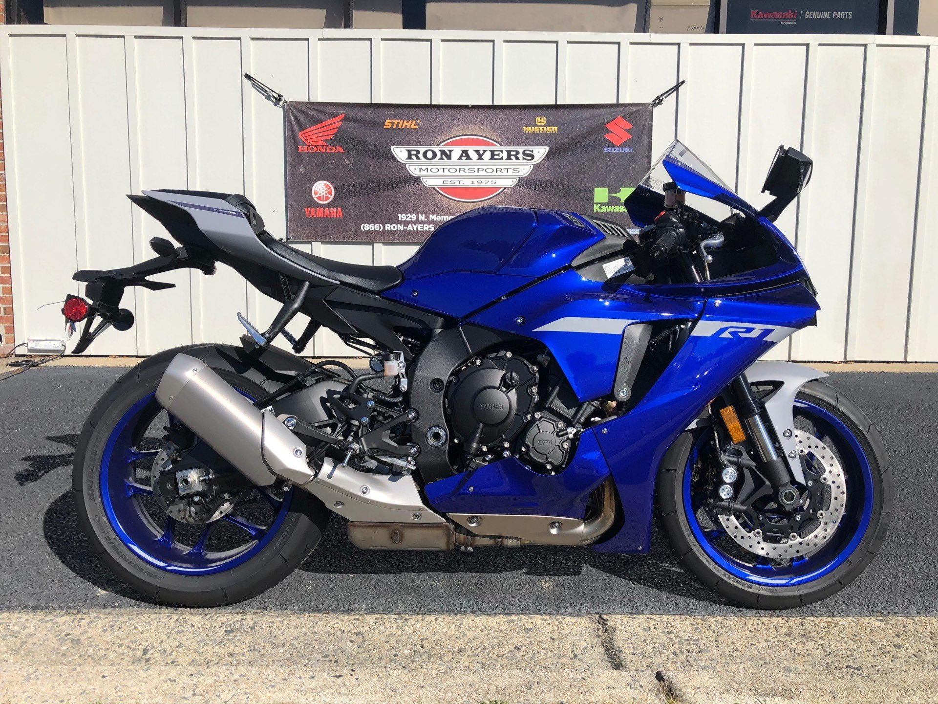 2020 Yamaha YZF-R1 in Greenville, North Carolina - Photo 1