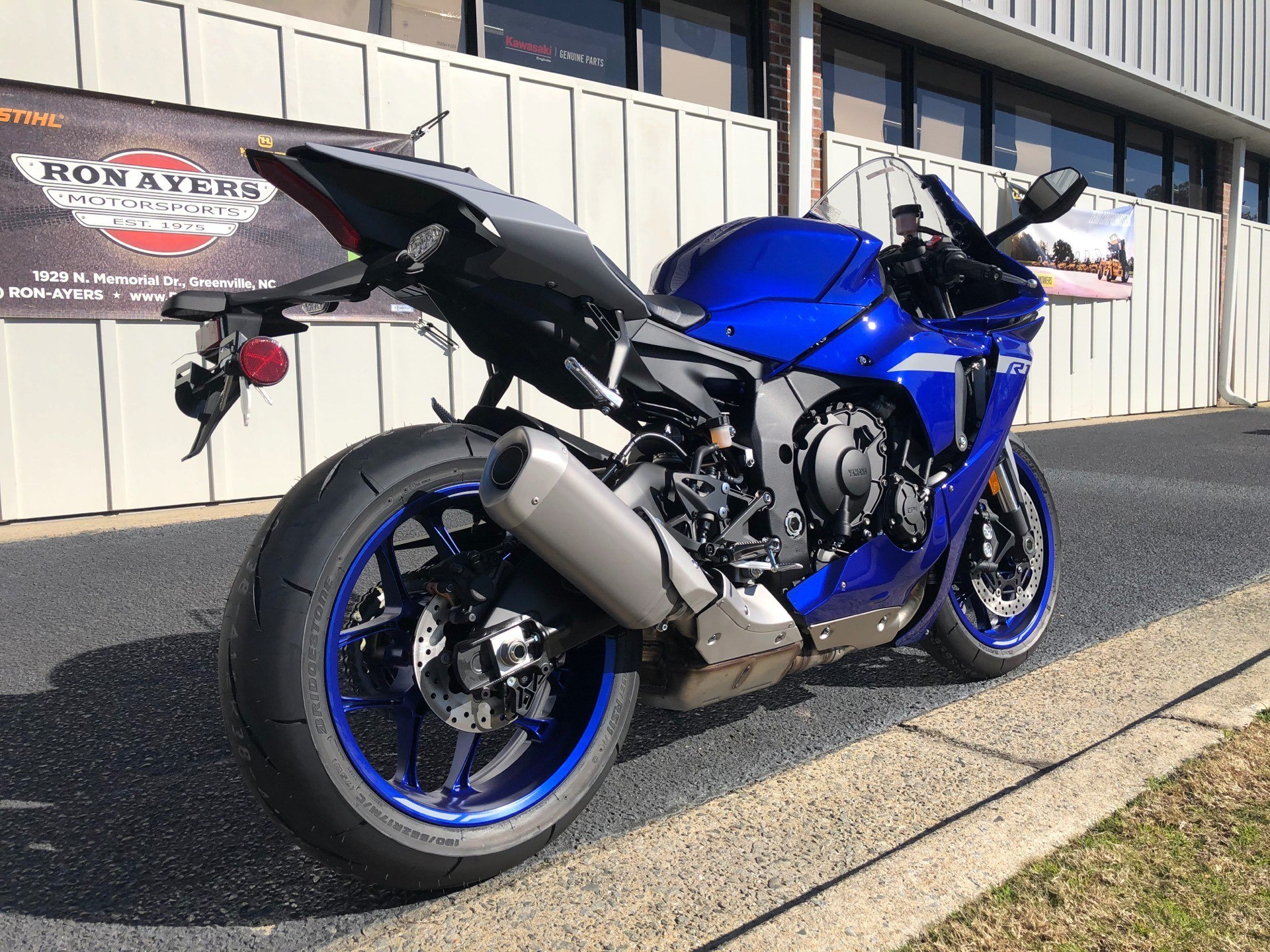 2020 Yamaha YZF-R1 in Greenville, North Carolina - Photo 10