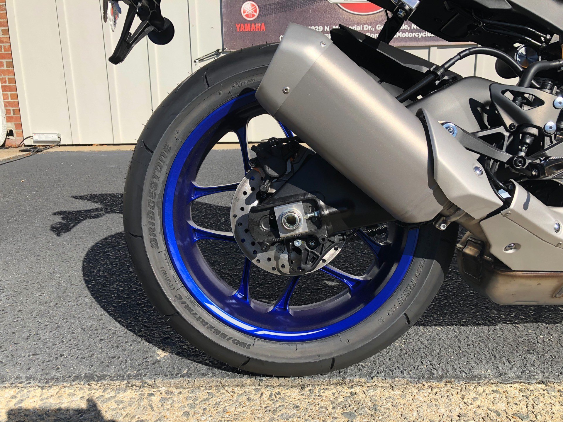 2020 Yamaha YZF-R1 in Greenville, North Carolina - Photo 15