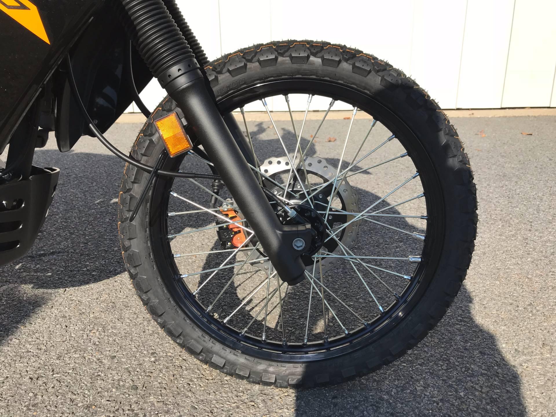 New 2018 Kawasaki Klr650 Motorcycles In Greenville Nc