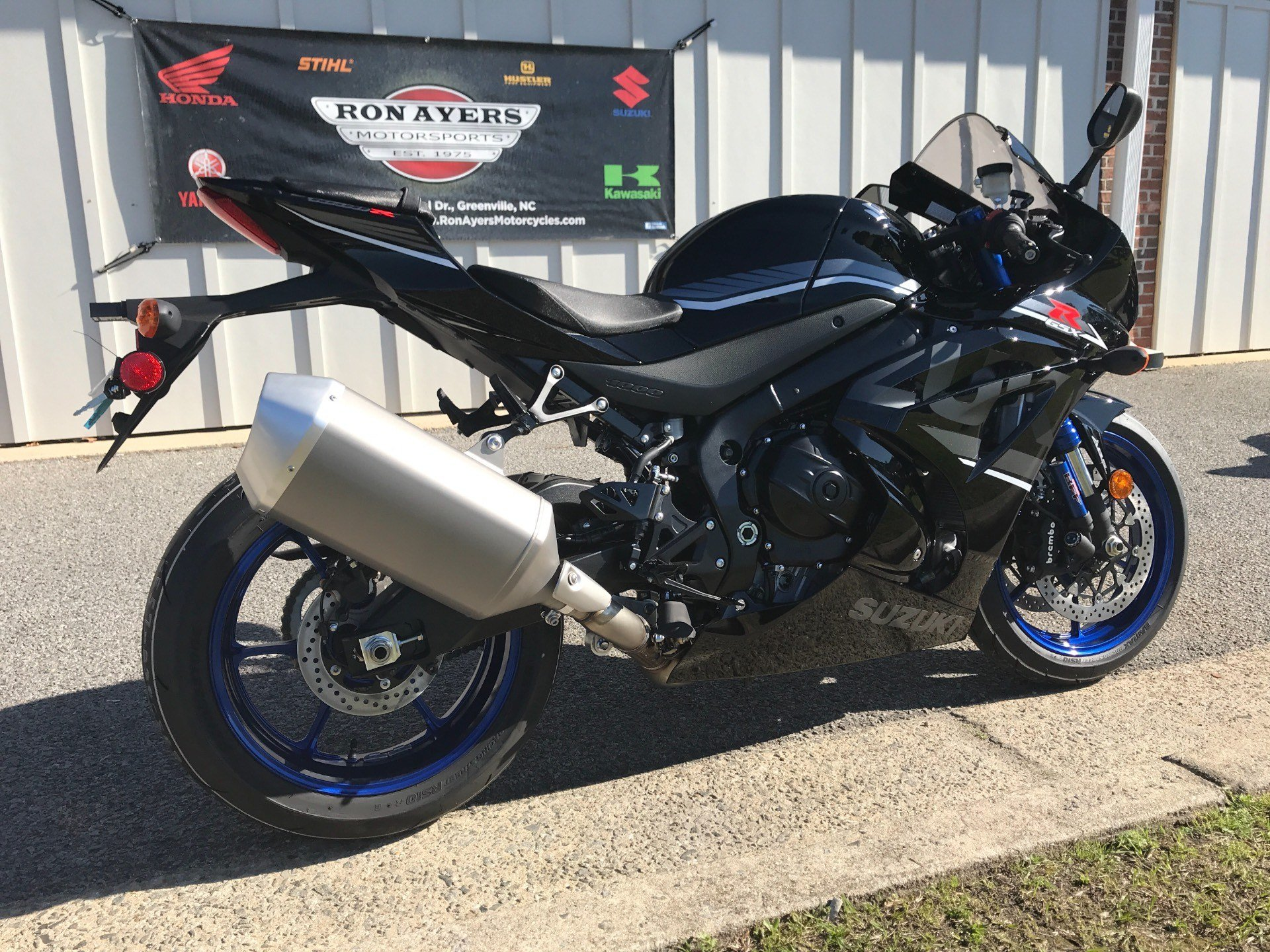 2018 Suzuki GSX-R1000R in Greenville, North Carolina - Photo 12