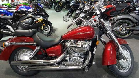 2016 Honda Shadow Aero in Greenville, North Carolina