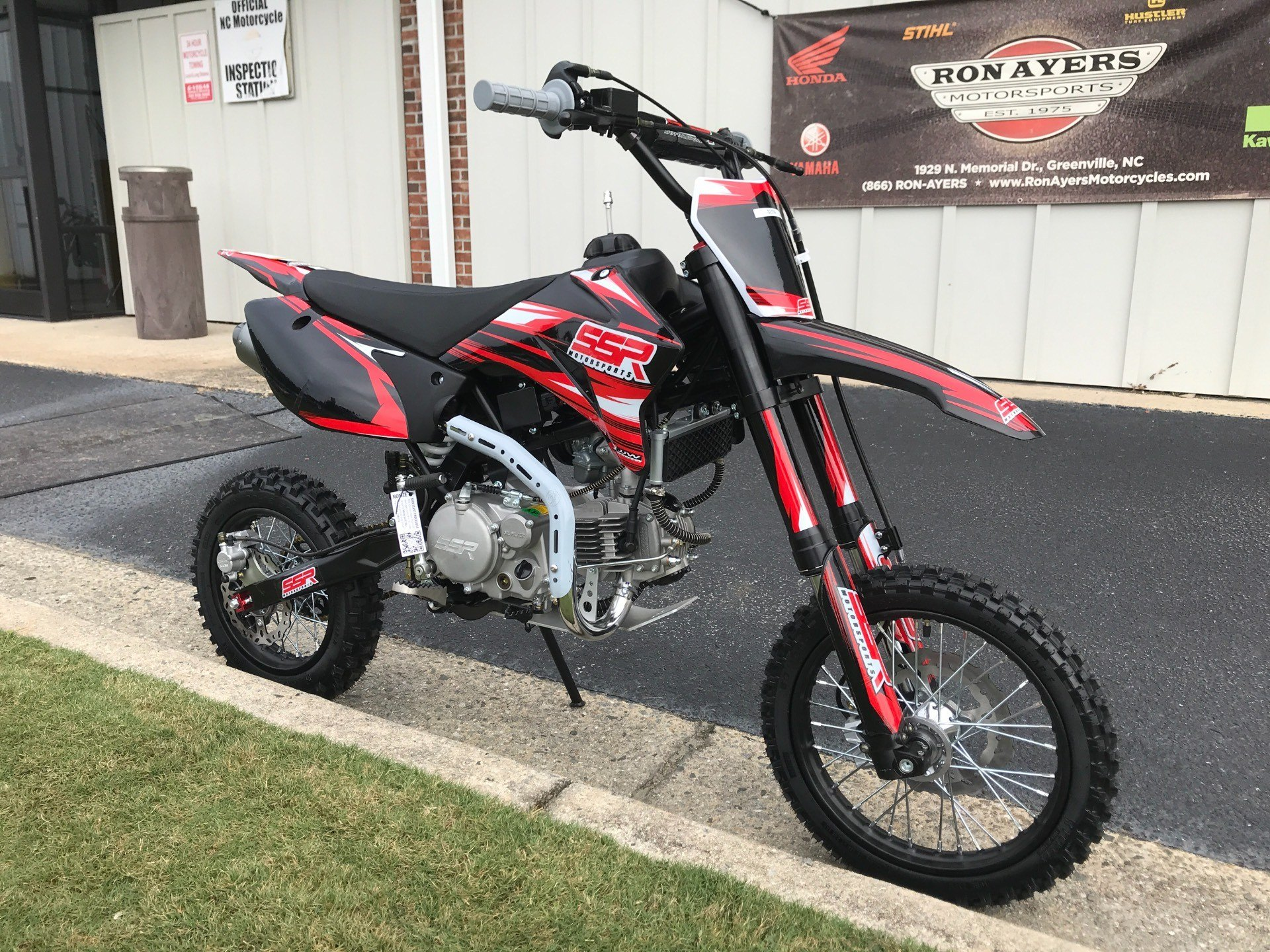 2021 SSR Motorsports SR170TR in Greenville, North Carolina - Photo 2