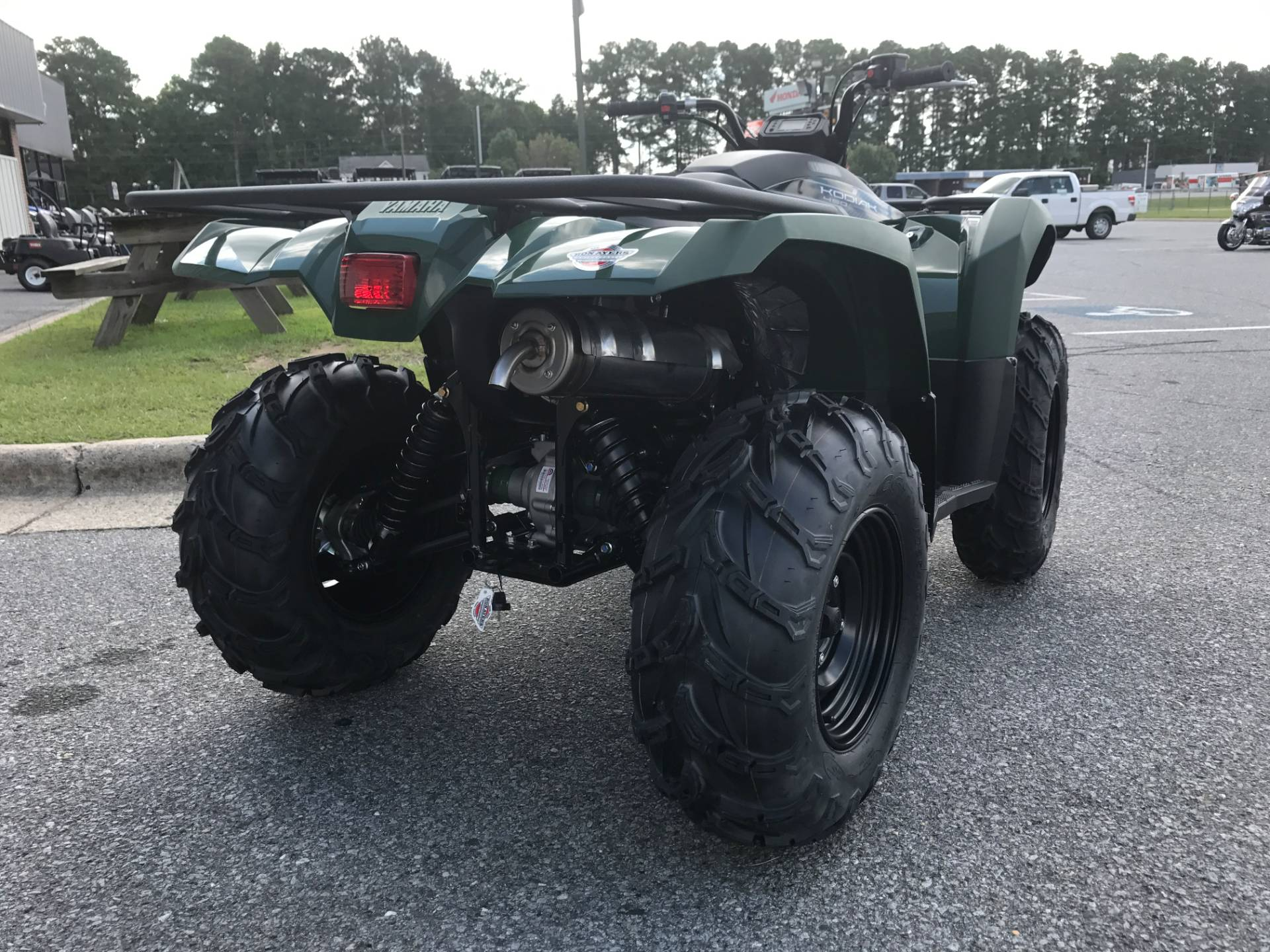 2018 Yamaha Kodiak 450 in Greenville, North Carolina