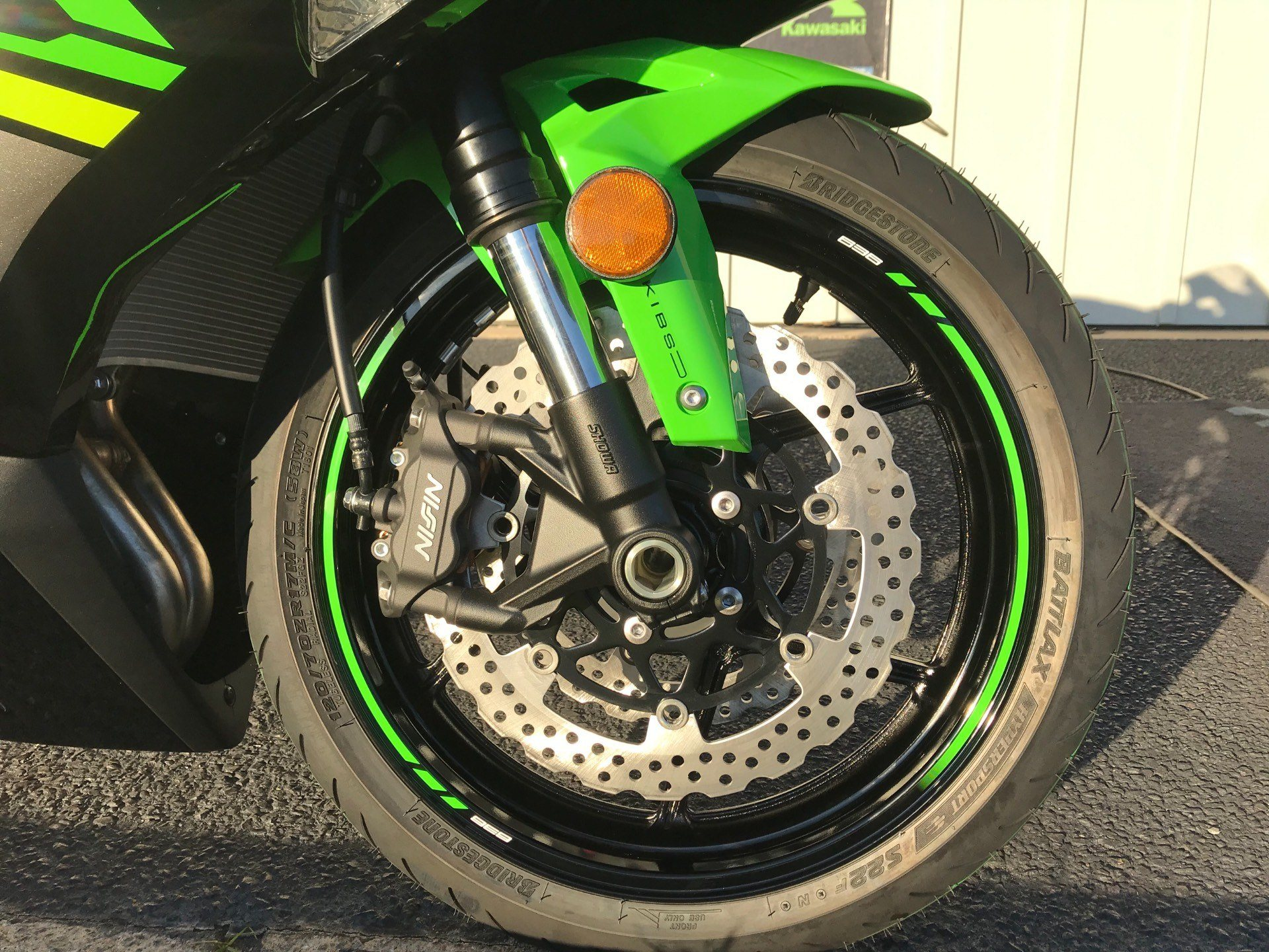 2019 Kawasaki Ninja ZX-6R ABS KRT Edition in Greenville, North Carolina
