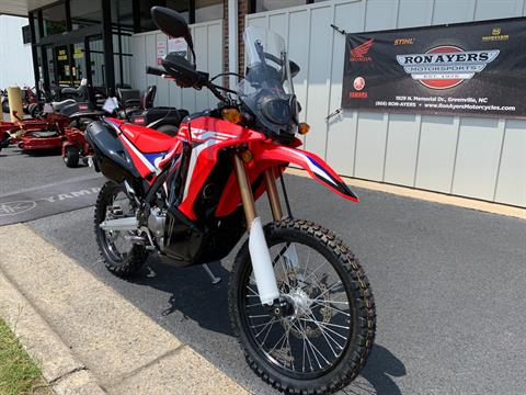 2019 Honda CRF250L Rally in Greenville, North Carolina - Photo 3