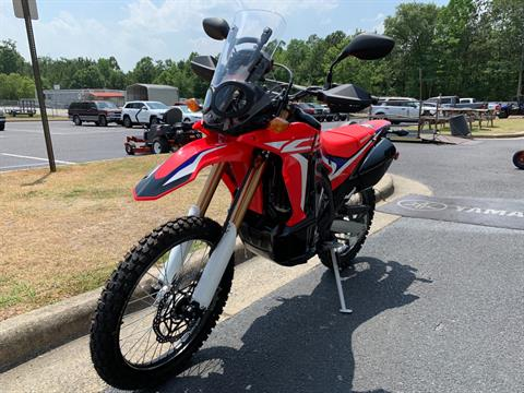 2019 Honda CRF250L Rally in Greenville, North Carolina - Photo 5