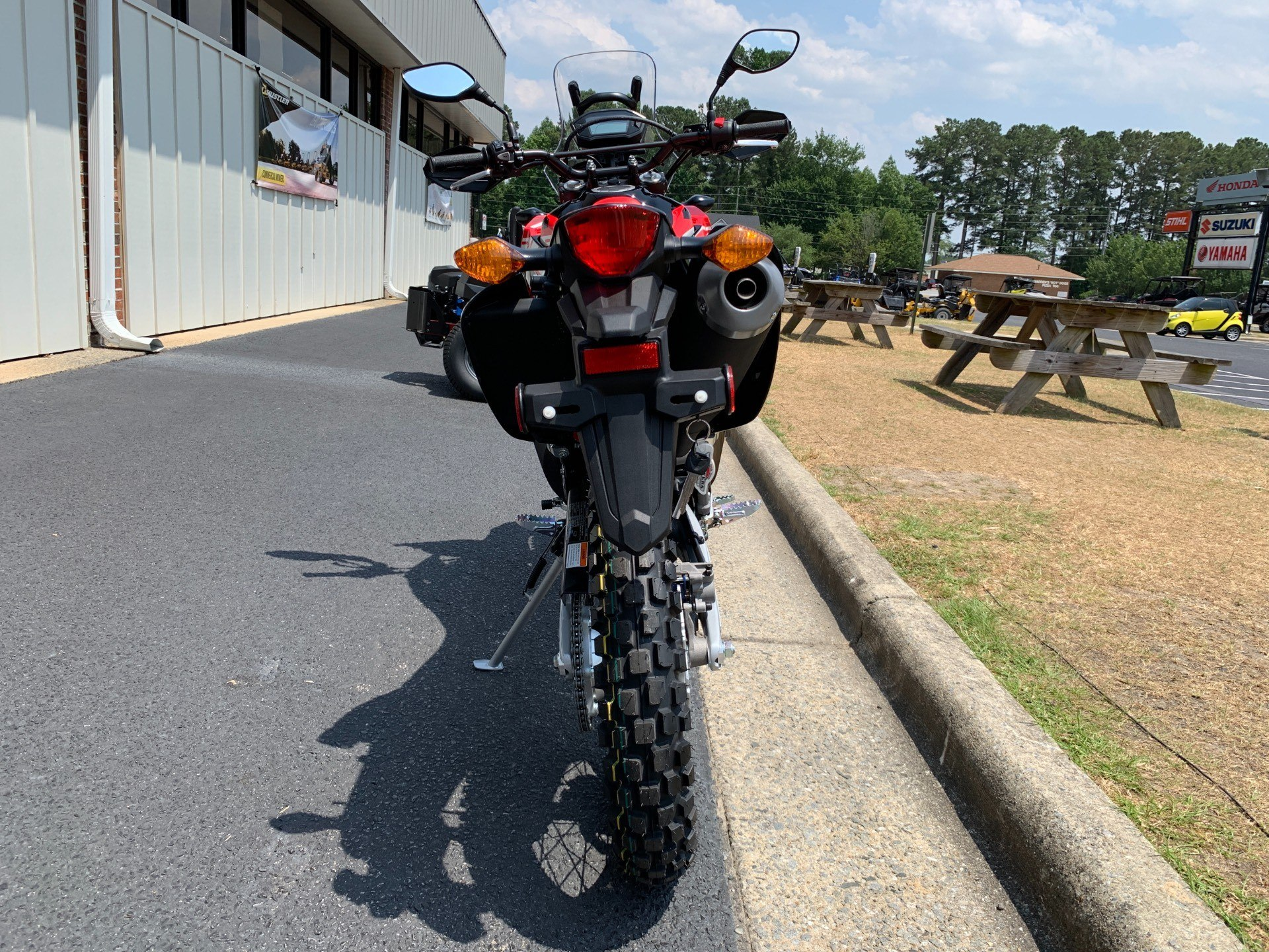 2019 Honda CRF250L Rally in Greenville, North Carolina - Photo 8
