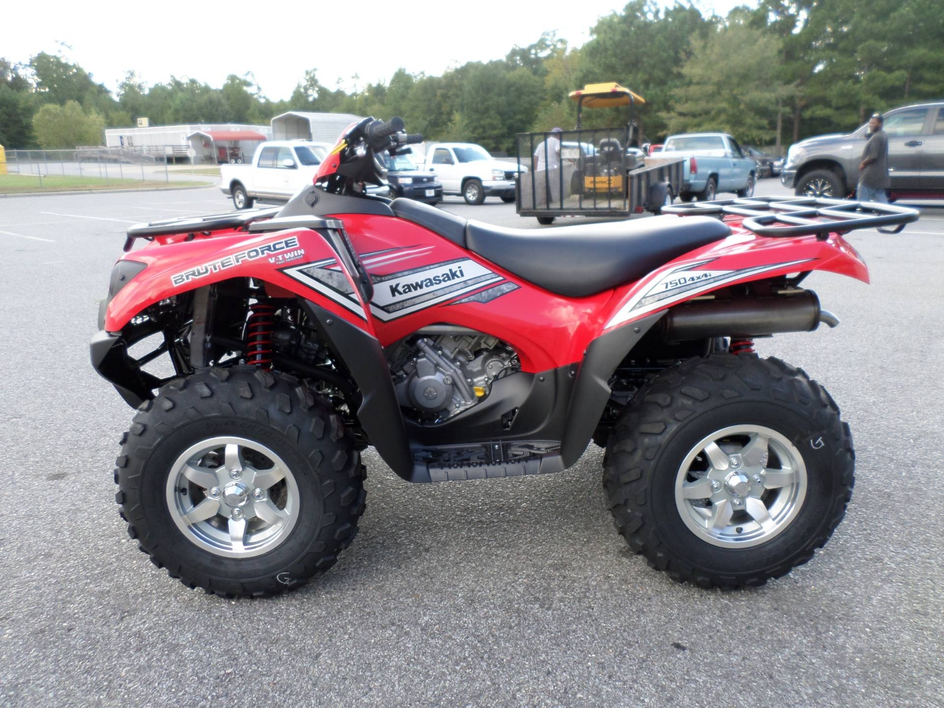 Scooters For Sale Greenville Nc >> 2017 Kawasaki Brute Force 750 – Bike Gallery