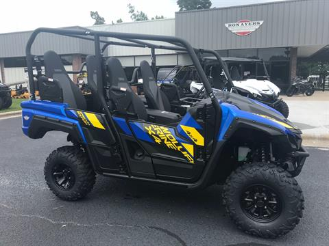 2019 Yamaha Wolverine X4 SE in Greenville, North Carolina - Photo 2