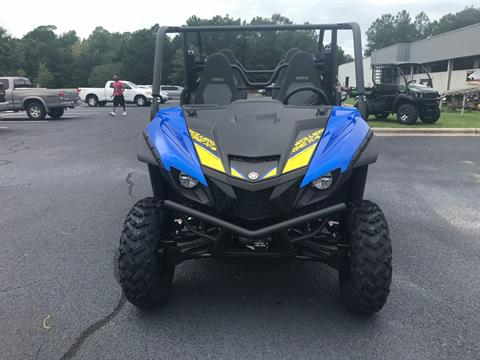 2019 Yamaha Wolverine X4 SE in Greenville, North Carolina - Photo 5