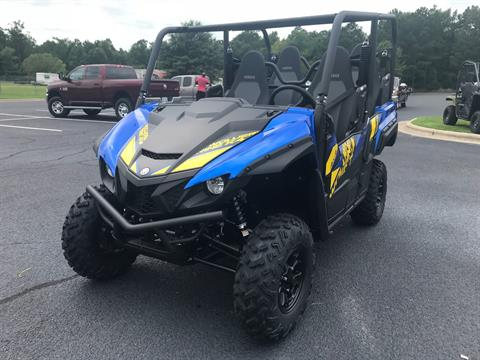 2019 Yamaha Wolverine X4 SE in Greenville, North Carolina - Photo 6
