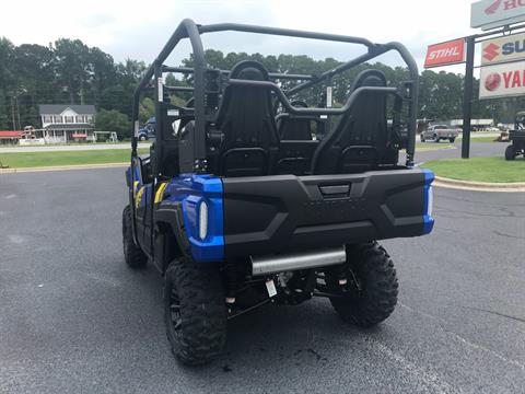 2019 Yamaha Wolverine X4 SE in Greenville, North Carolina - Photo 12