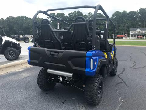 2019 Yamaha Wolverine X4 SE in Greenville, North Carolina - Photo 14