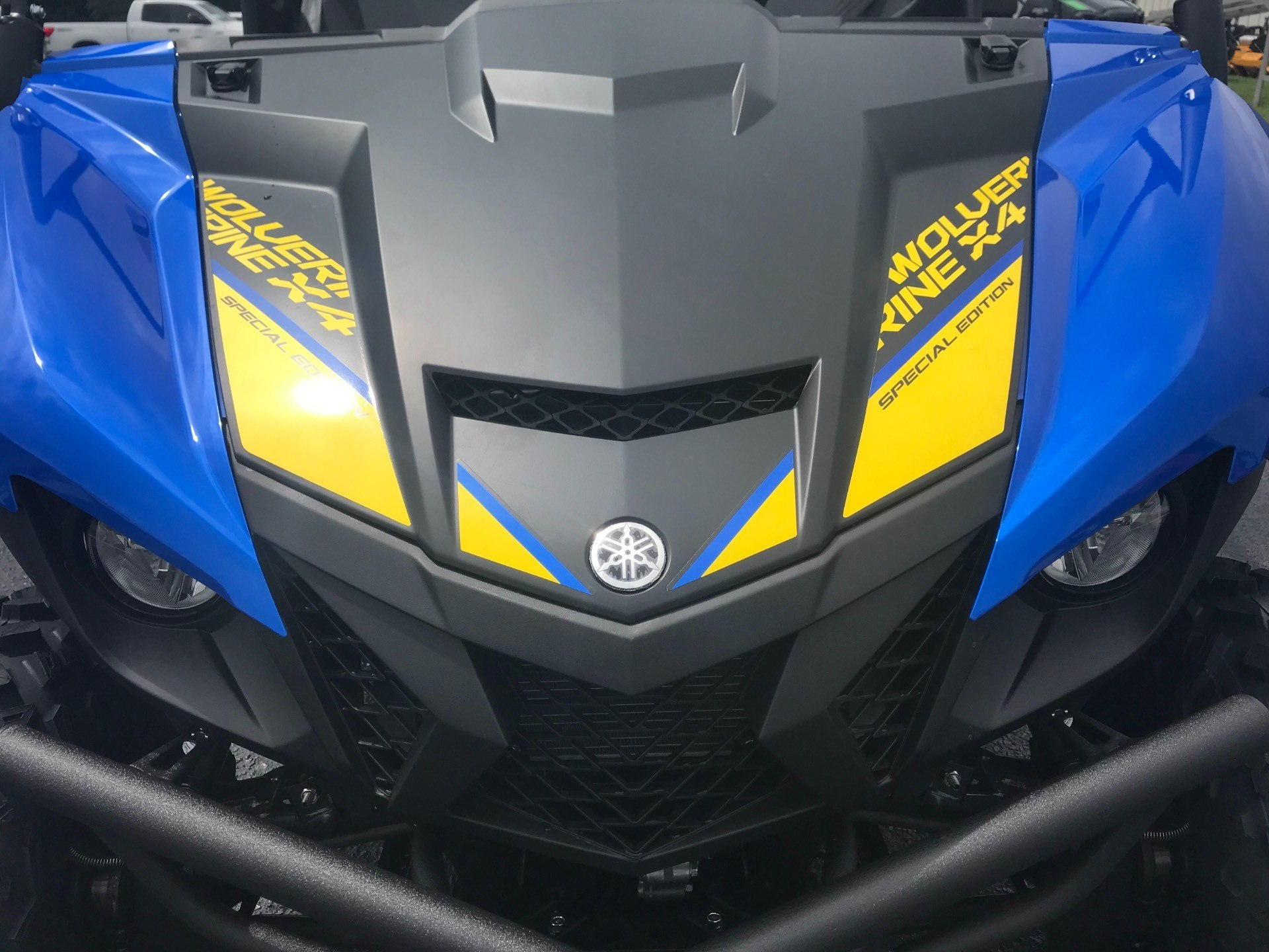 2019 Yamaha Wolverine X4 SE in Greenville, North Carolina - Photo 17