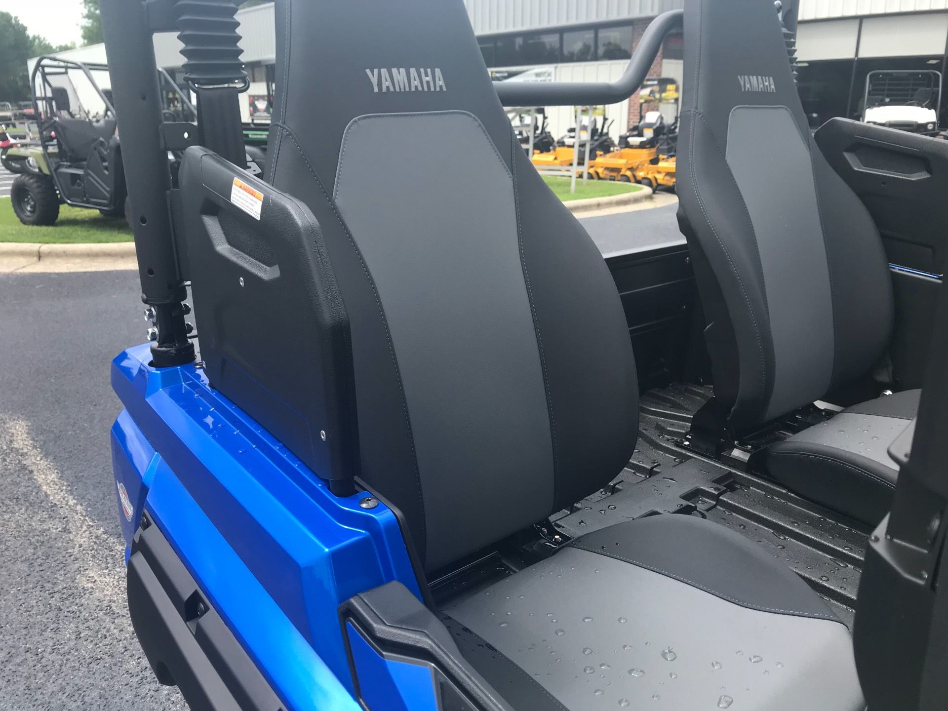 2019 Yamaha Wolverine X4 SE in Greenville, North Carolina - Photo 29