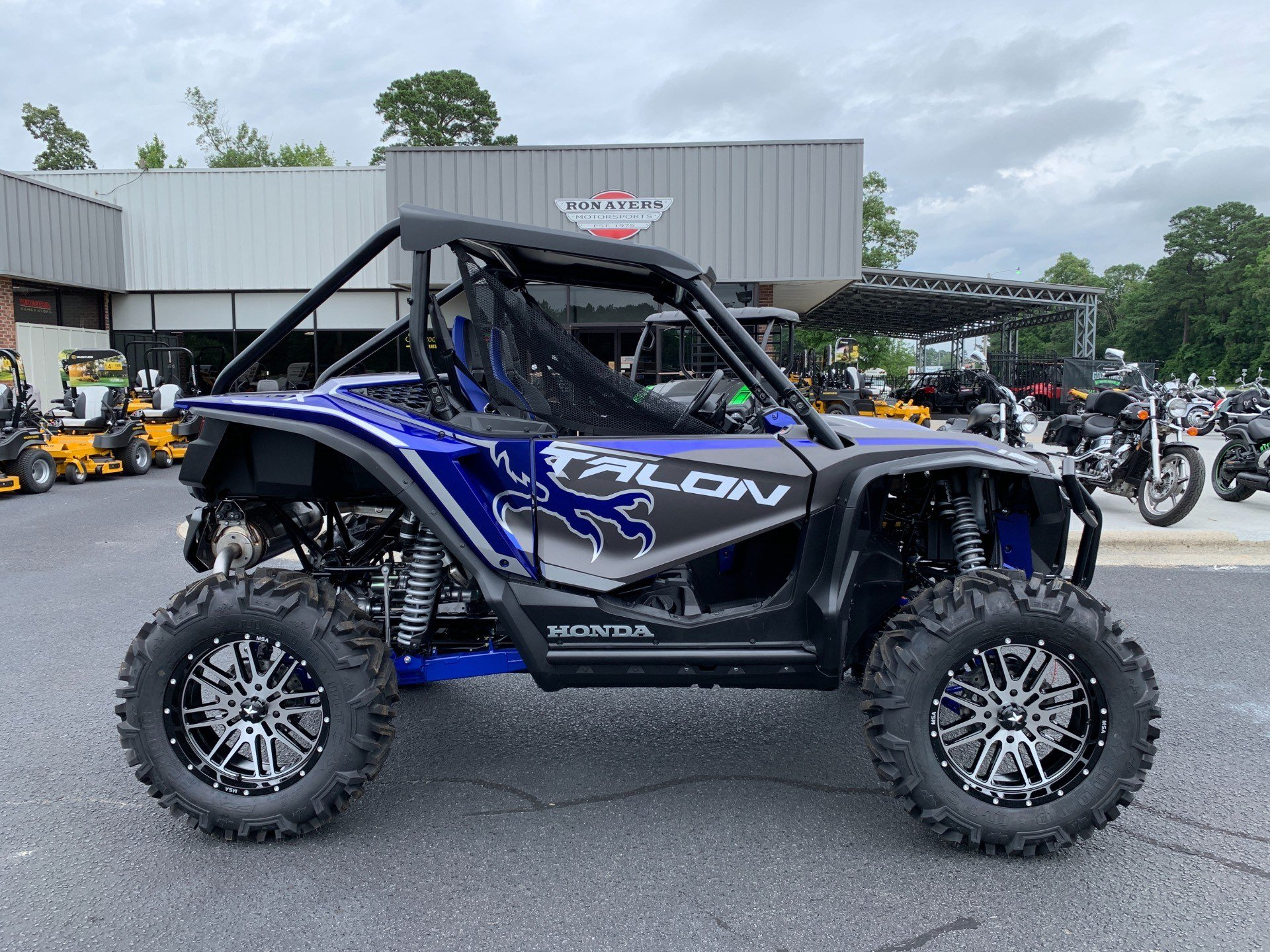 2019 Honda Talon 1000X in Greenville, North Carolina - Photo 1