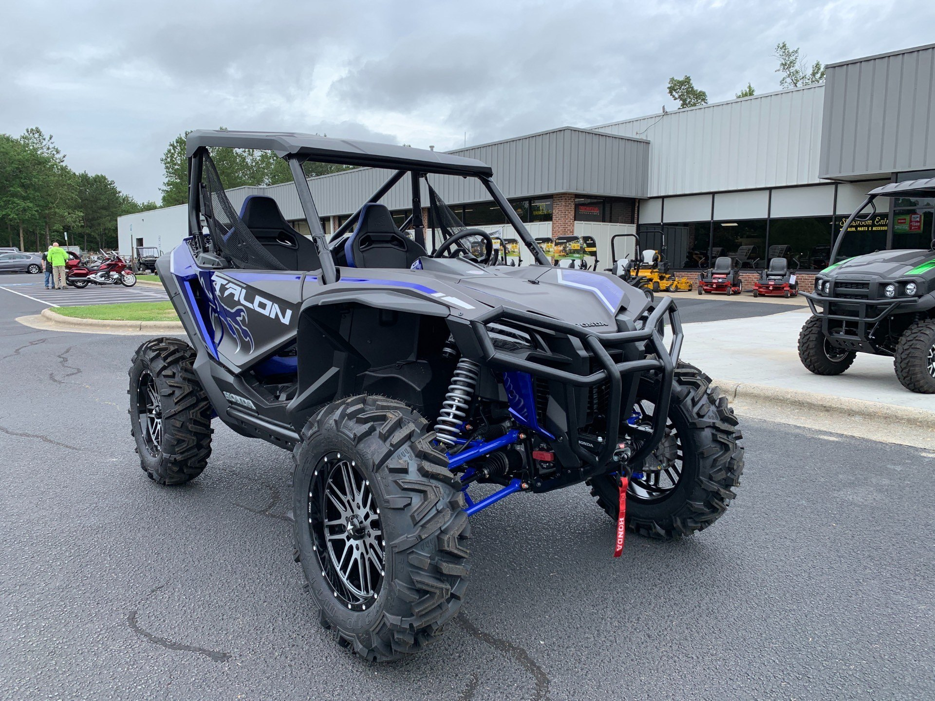 2019 Honda Talon 1000X in Greenville, North Carolina - Photo 3