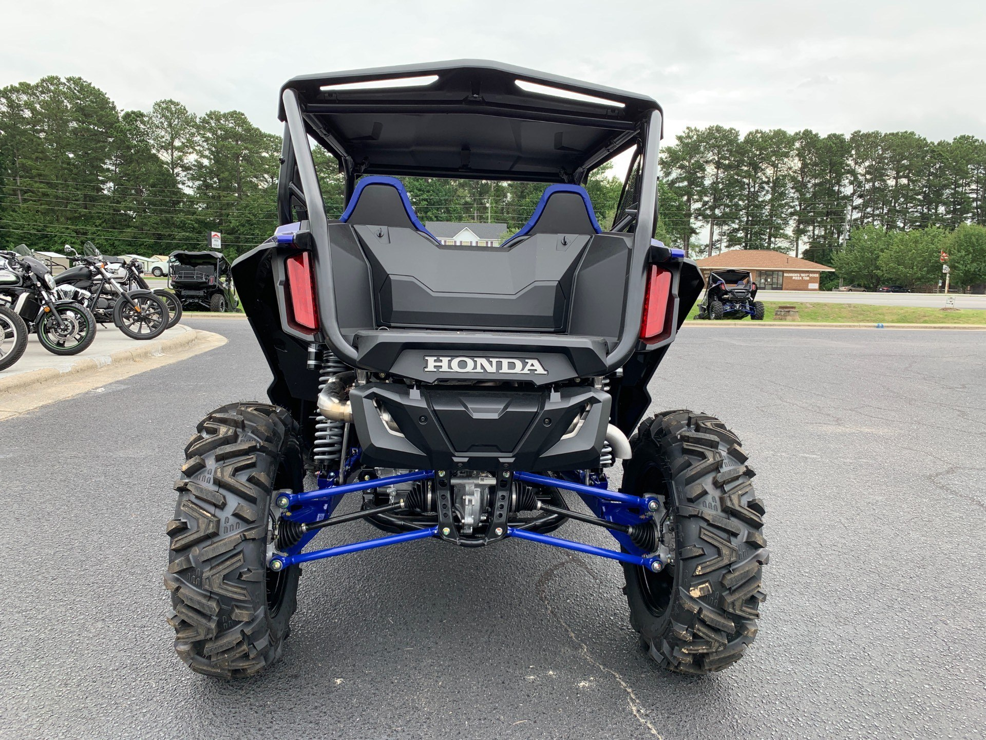 2019 Honda Talon 1000X in Greenville, North Carolina - Photo 10