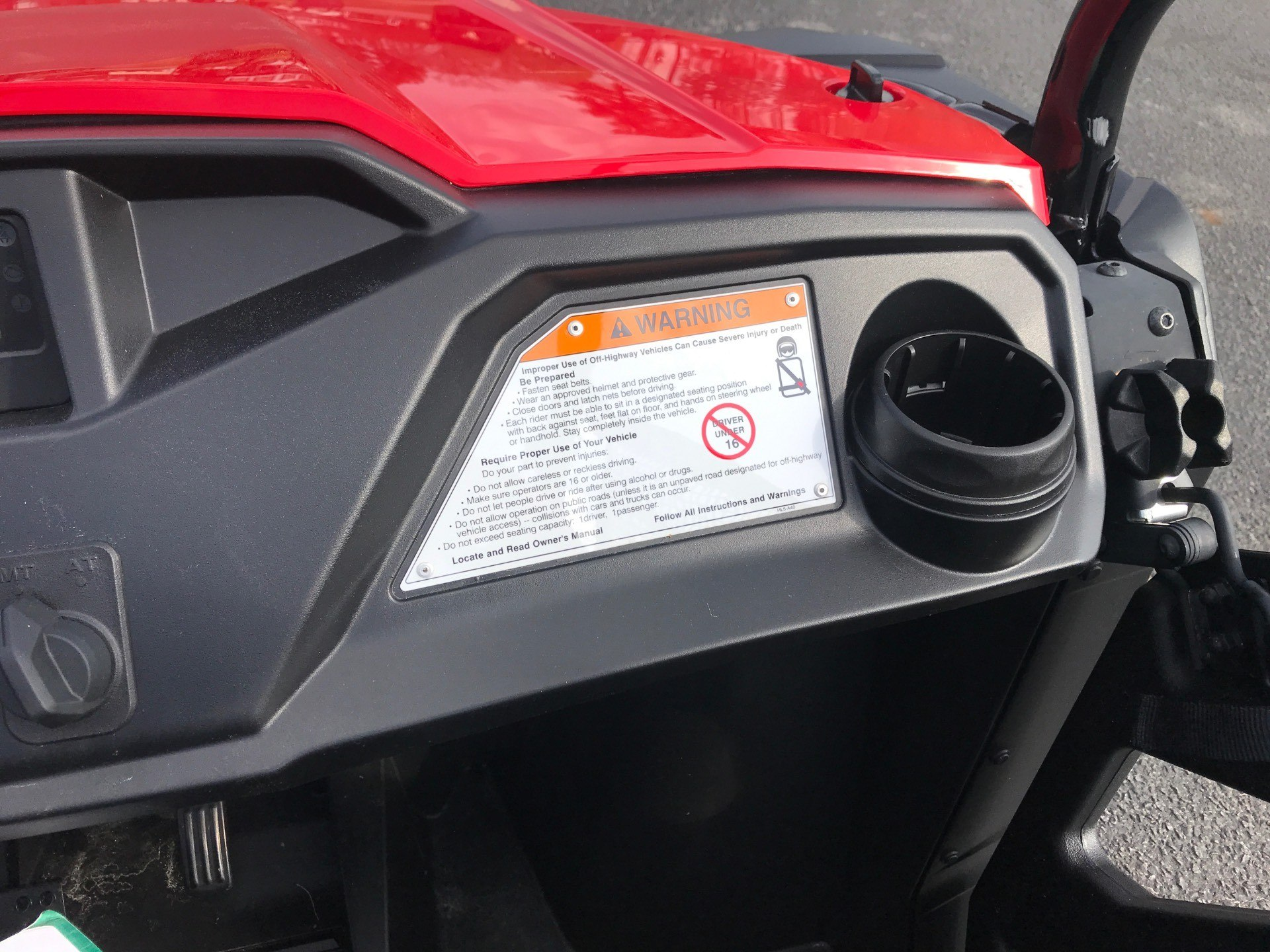 2020 Honda Pioneer 500 in Greenville, North Carolina - Photo 19