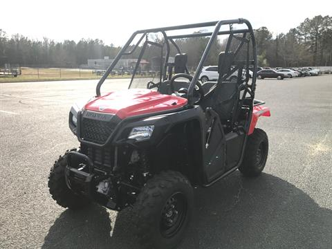 2020 Honda Pioneer 500 in Greenville, North Carolina - Photo 5