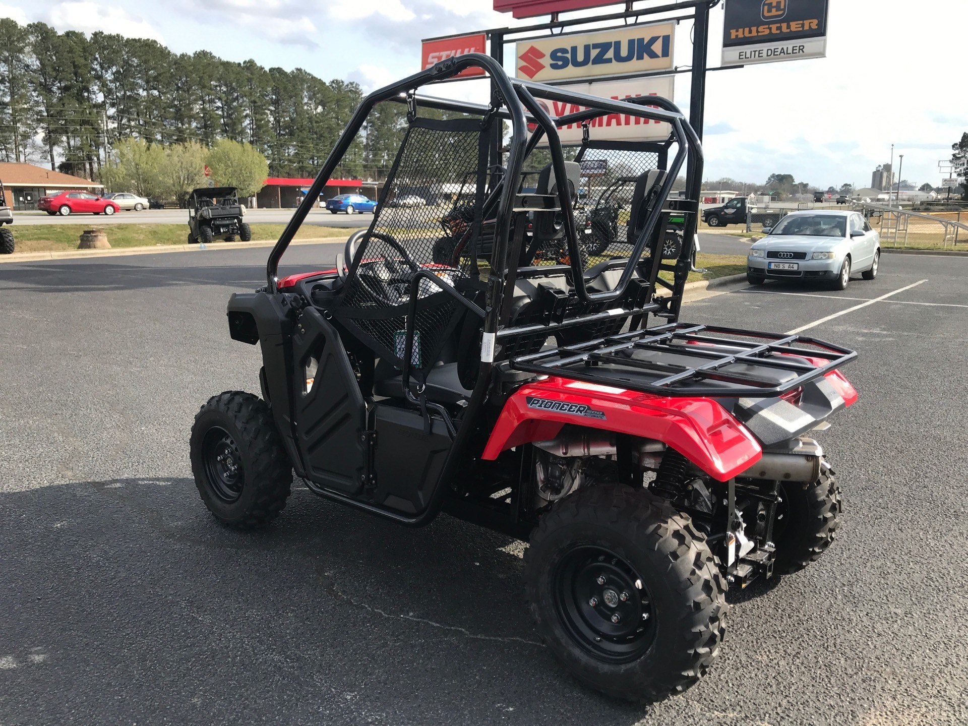 2020 Honda Pioneer 500 in Greenville, North Carolina - Photo 8