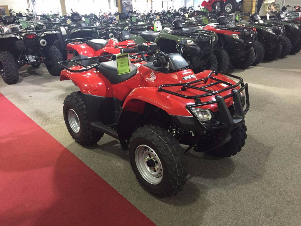 2017 Honda FourTrax Recon in Greenville, North Carolina