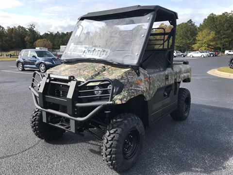 2019 Kawasaki Mule PRO-MX EPS Camo in Greenville, North Carolina - Photo 6