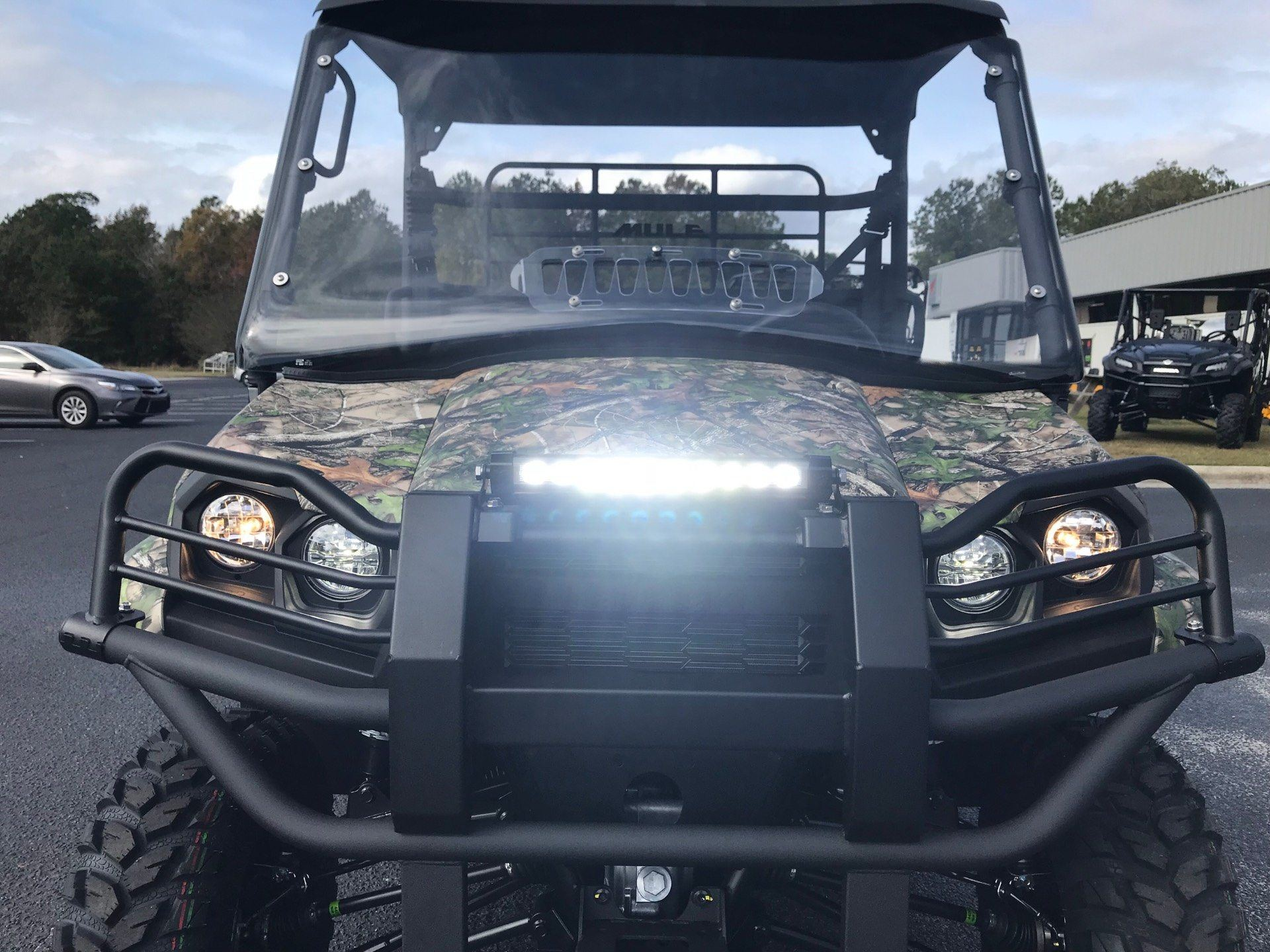 2019 Kawasaki Mule PRO-MX EPS Camo in Greenville, North Carolina - Photo 14