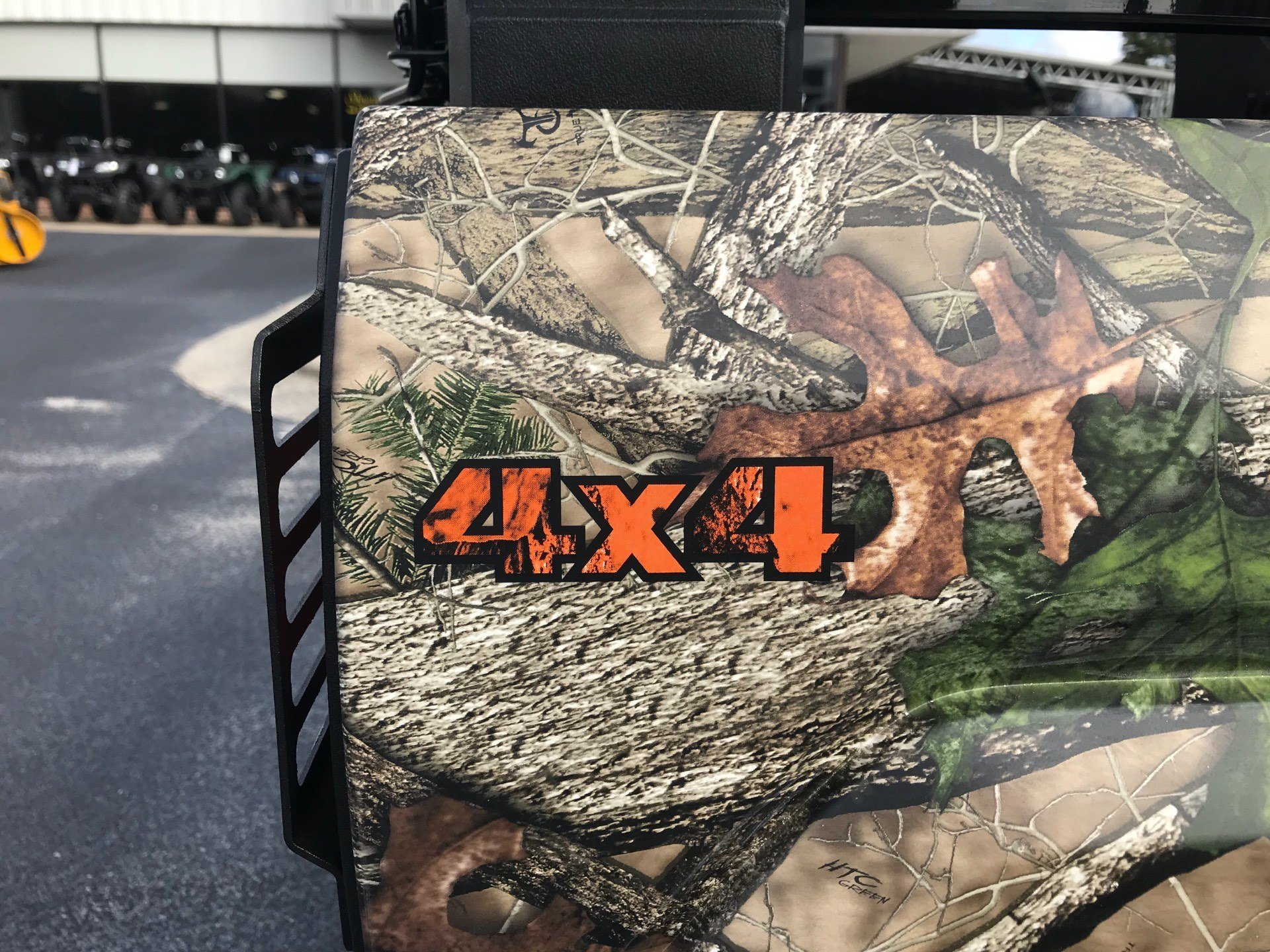 2019 Kawasaki Mule PRO-MX EPS Camo in Greenville, North Carolina - Photo 18